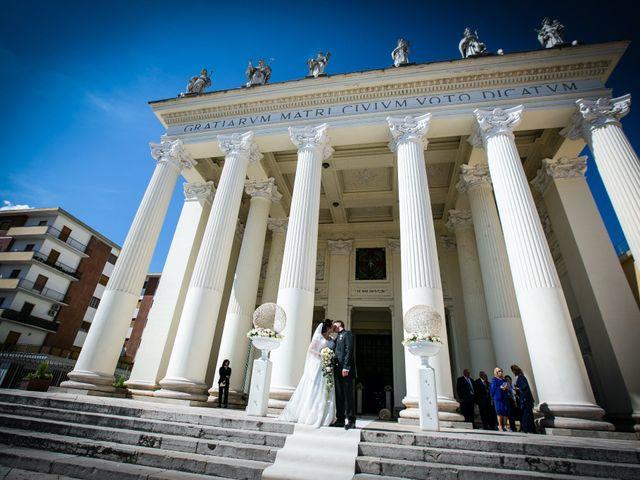 Il matrimonio di Claudio e Rita a Benevento, Benevento 39