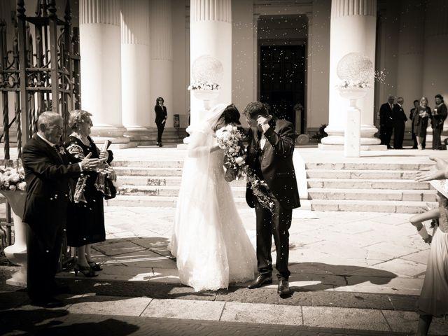 Il matrimonio di Claudio e Rita a Benevento, Benevento 41