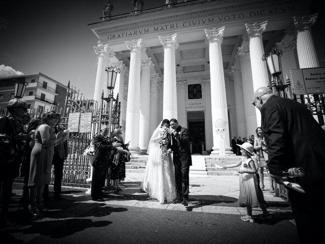 Il matrimonio di Claudio e Rita a Benevento, Benevento 42