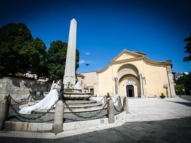 Il matrimonio di Claudio e Rita a Benevento, Benevento 44