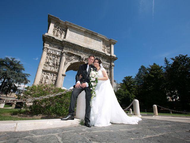 Il matrimonio di Claudio e Rita a Benevento, Benevento 45