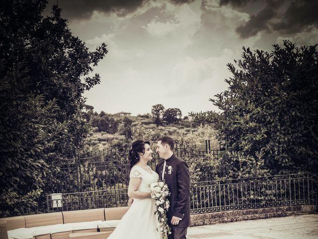 Il matrimonio di Claudio e Rita a Benevento, Benevento 48