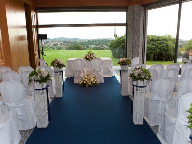 Il matrimonio di Diego e Paola a Briosco, Monza e Brianza 8