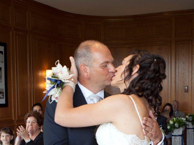 Il matrimonio di Diego e Paola a Briosco, Monza e Brianza 9