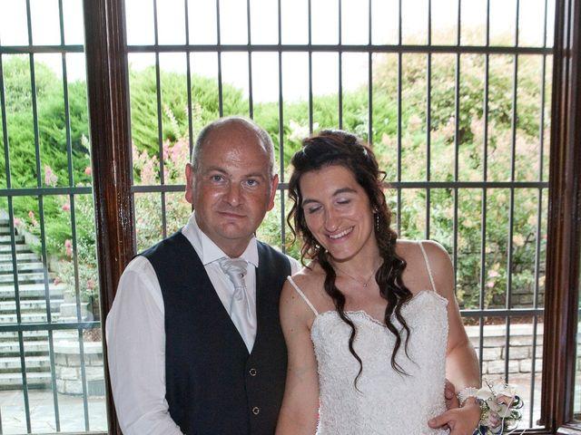 Il matrimonio di Diego e Paola a Briosco, Monza e Brianza 17