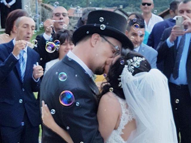 Il matrimonio di Francesca e Christian a Mercenasco, Torino 1