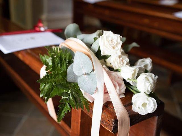 Il matrimonio di Francesca e Christian a Mercenasco, Torino 3