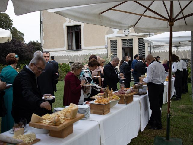 Il matrimonio di Francesca e Christian a Mercenasco, Torino 7