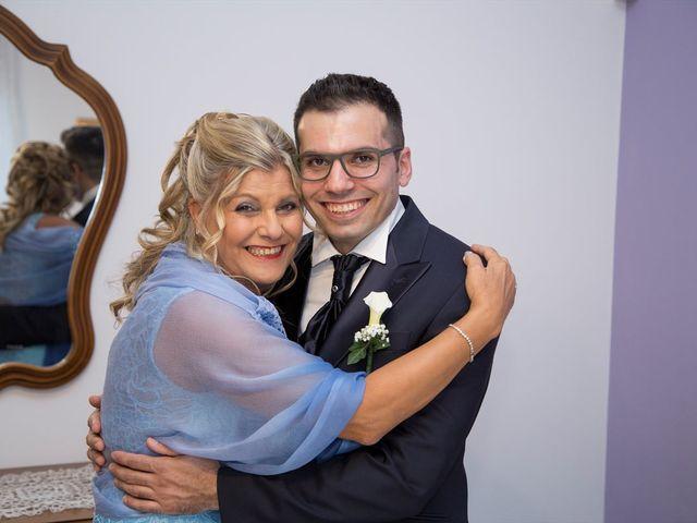 Il matrimonio di Andrea e Teresa a Limido Comasco, Como 1