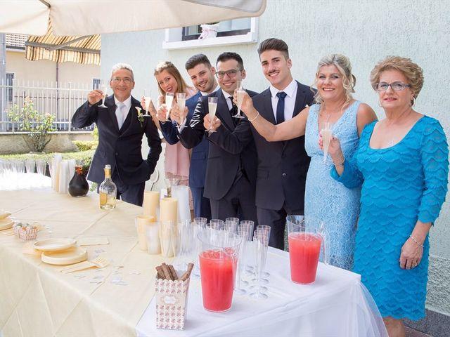 Il matrimonio di Andrea e Teresa a Limido Comasco, Como 7