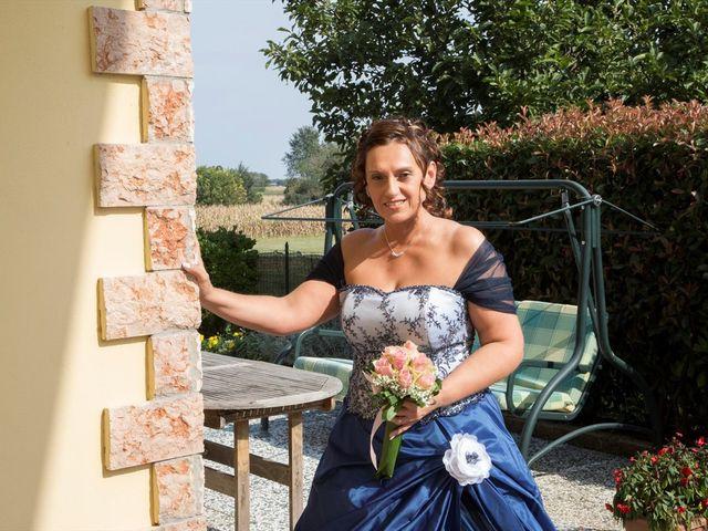 Il matrimonio di Andrea e Teresa a Limido Comasco, Como 11