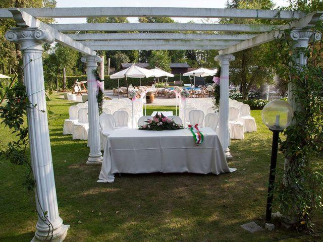 Il matrimonio di Andrea e Teresa a Limido Comasco, Como 12