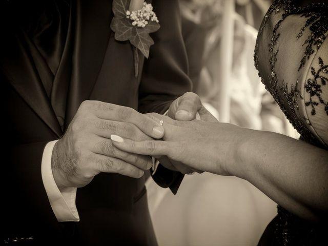 Il matrimonio di Andrea e Teresa a Limido Comasco, Como 17