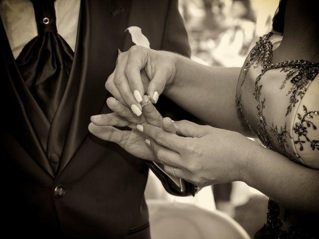 Il matrimonio di Andrea e Teresa a Limido Comasco, Como 18