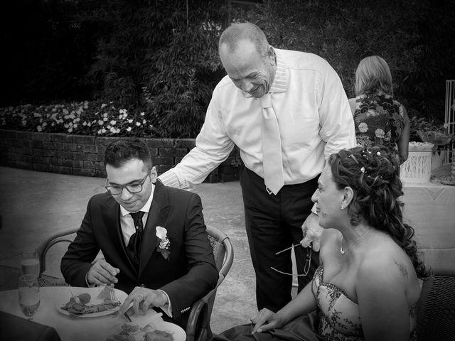 Il matrimonio di Andrea e Teresa a Limido Comasco, Como 25