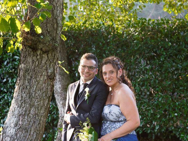 Il matrimonio di Andrea e Teresa a Limido Comasco, Como 30
