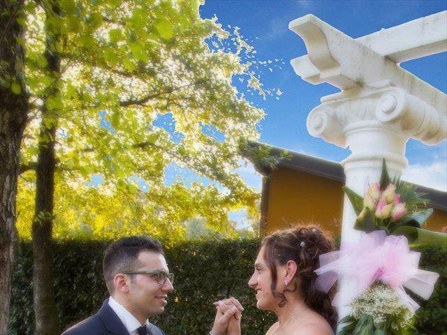 Il matrimonio di Andrea e Teresa a Limido Comasco, Como 31