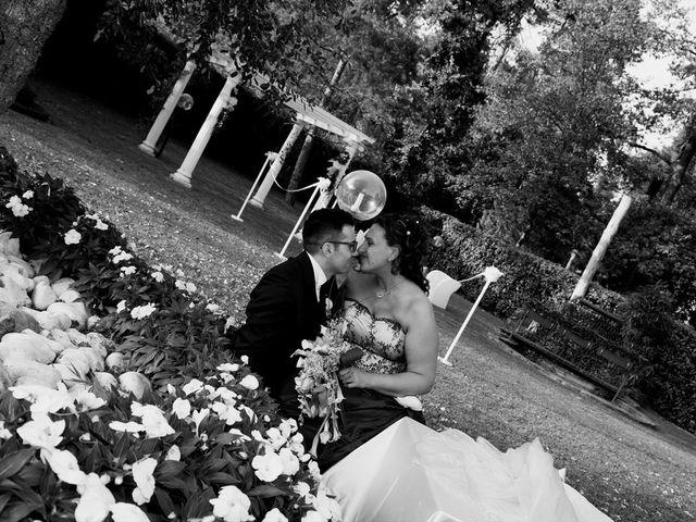 Il matrimonio di Andrea e Teresa a Limido Comasco, Como 34