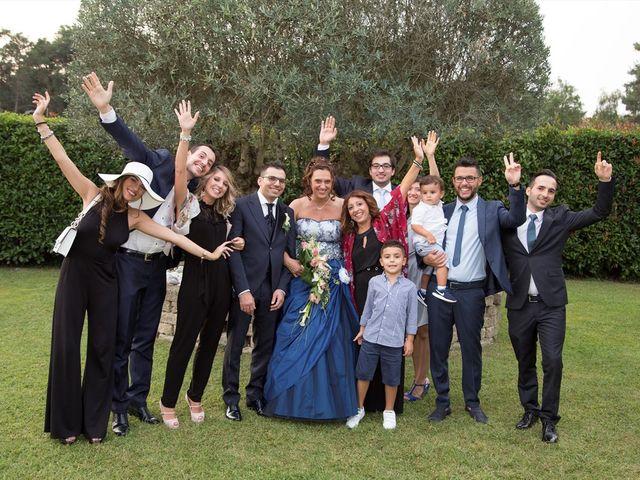 Il matrimonio di Andrea e Teresa a Limido Comasco, Como 35