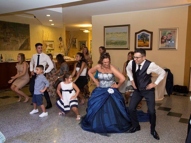 Il matrimonio di Andrea e Teresa a Limido Comasco, Como 36