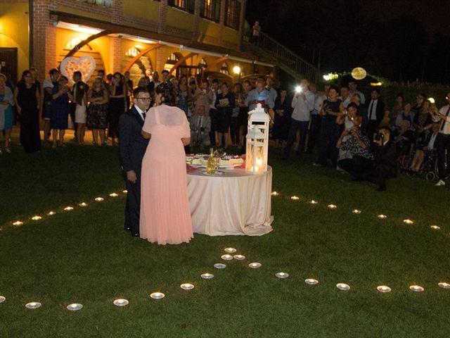 Il matrimonio di Andrea e Teresa a Limido Comasco, Como 38