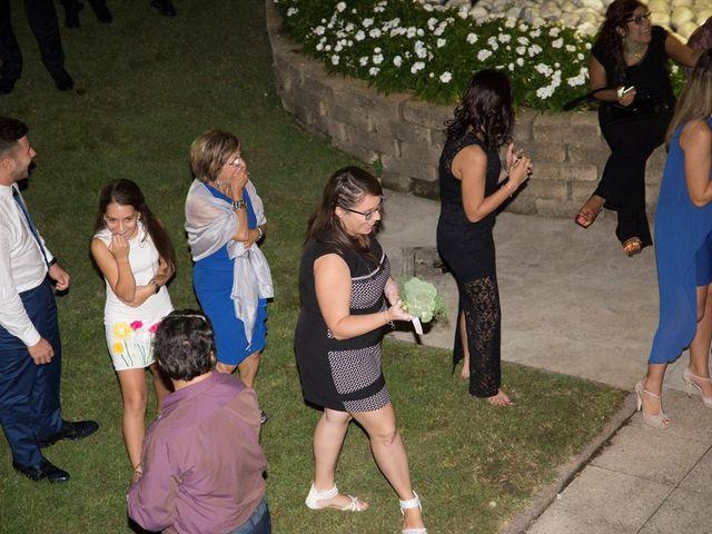Il matrimonio di Andrea e Teresa a Limido Comasco, Como 41