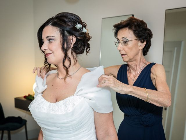 Il matrimonio di Antonio e Barbara a Carvico, Bergamo 18