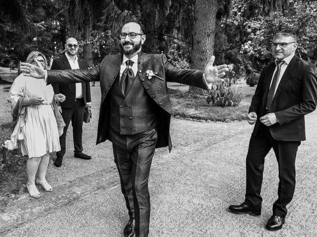 Il matrimonio di Antonio e Barbara a Carvico, Bergamo 27