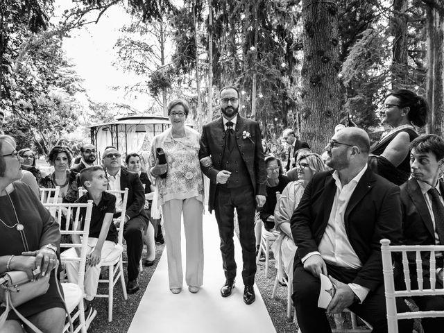 Il matrimonio di Antonio e Barbara a Carvico, Bergamo 30