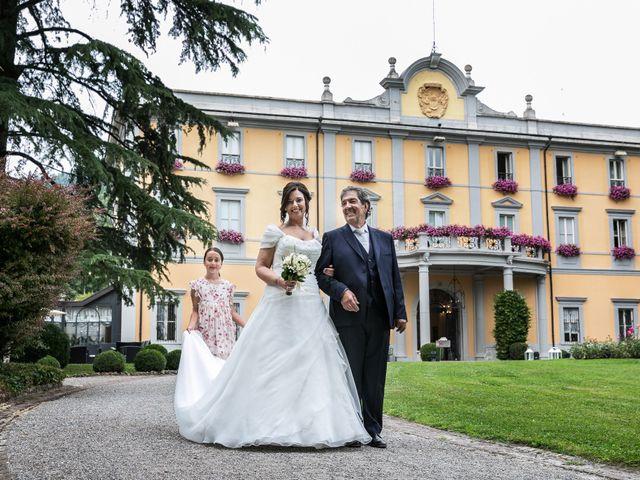 Il matrimonio di Antonio e Barbara a Carvico, Bergamo 31