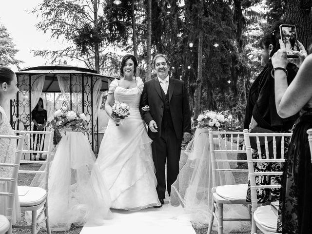 Il matrimonio di Antonio e Barbara a Carvico, Bergamo 32