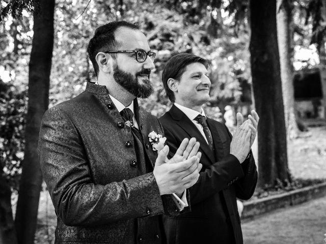 Il matrimonio di Antonio e Barbara a Carvico, Bergamo 34