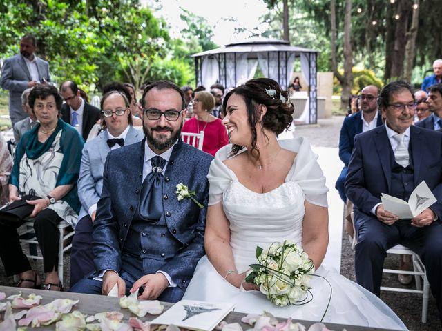 Il matrimonio di Antonio e Barbara a Carvico, Bergamo 37