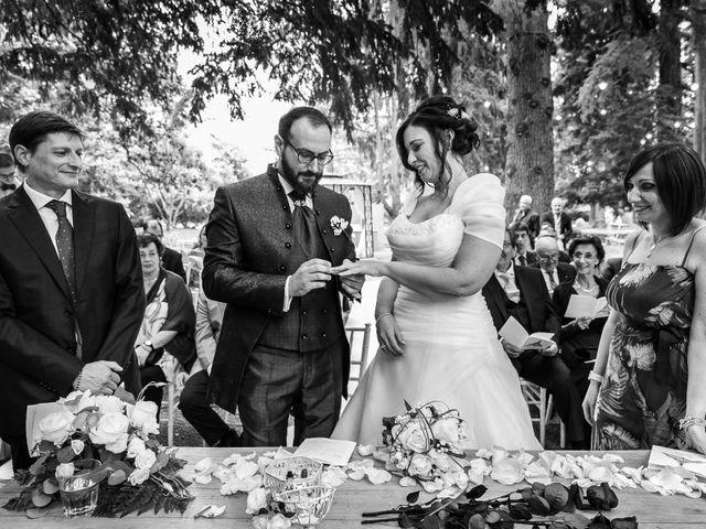 Il matrimonio di Antonio e Barbara a Carvico, Bergamo 39