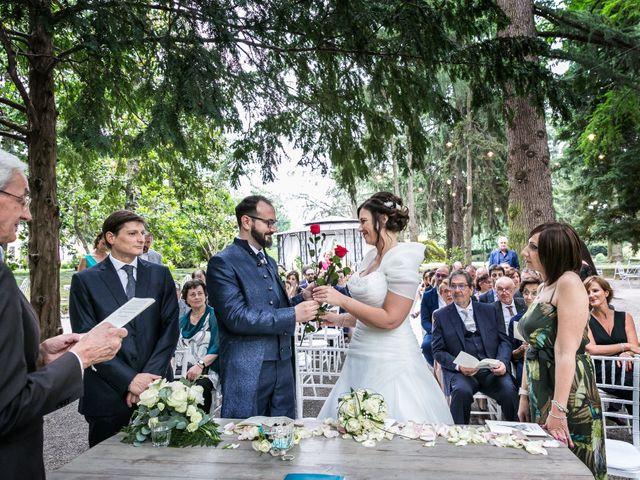 Il matrimonio di Antonio e Barbara a Carvico, Bergamo 40