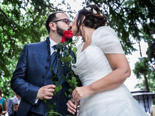 Il matrimonio di Antonio e Barbara a Carvico, Bergamo 41