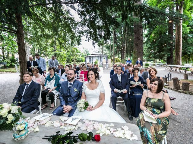 Il matrimonio di Antonio e Barbara a Carvico, Bergamo 42