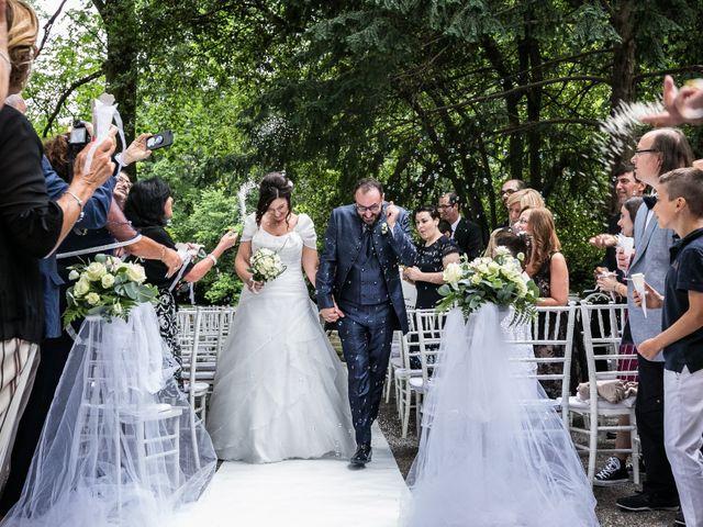 Il matrimonio di Antonio e Barbara a Carvico, Bergamo 43