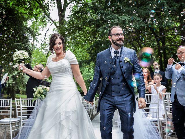 Il matrimonio di Antonio e Barbara a Carvico, Bergamo 44