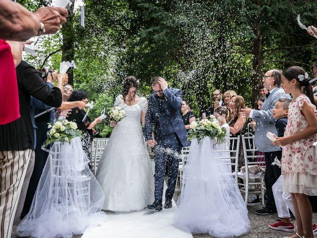 Il matrimonio di Antonio e Barbara a Carvico, Bergamo 45
