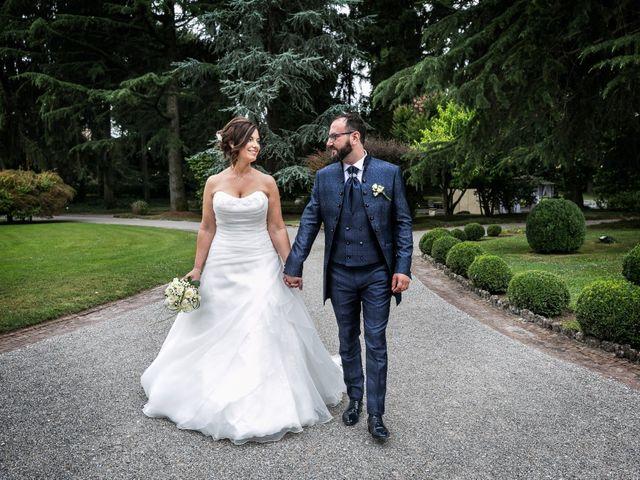 Il matrimonio di Antonio e Barbara a Carvico, Bergamo 51