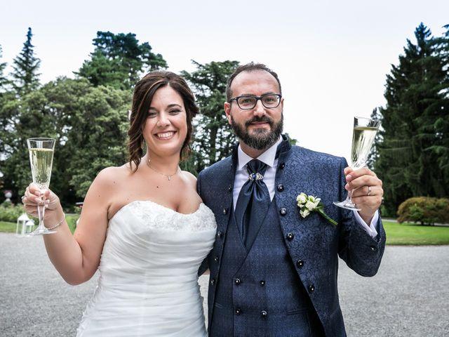 Il matrimonio di Antonio e Barbara a Carvico, Bergamo 52