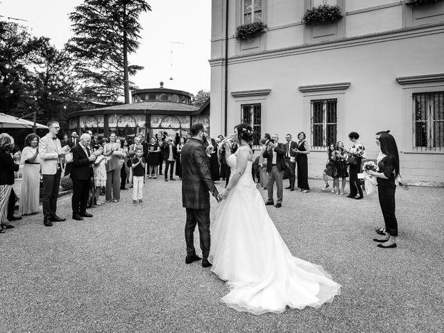 Il matrimonio di Antonio e Barbara a Carvico, Bergamo 54