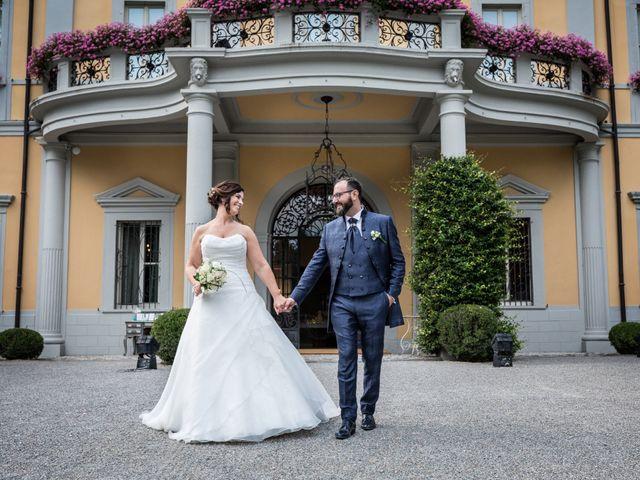 Il matrimonio di Antonio e Barbara a Carvico, Bergamo 59