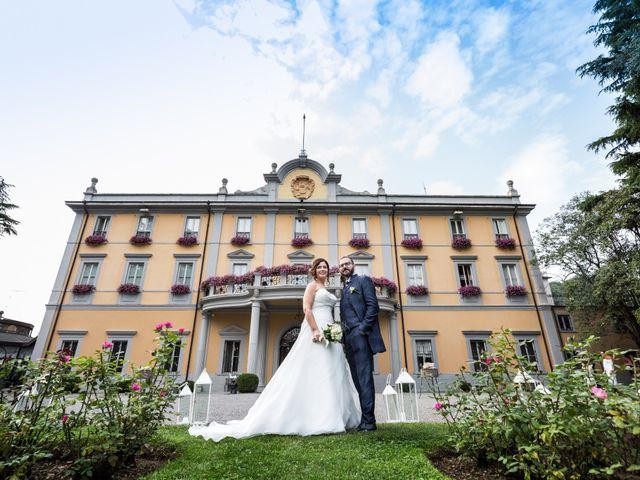 Il matrimonio di Antonio e Barbara a Carvico, Bergamo 61