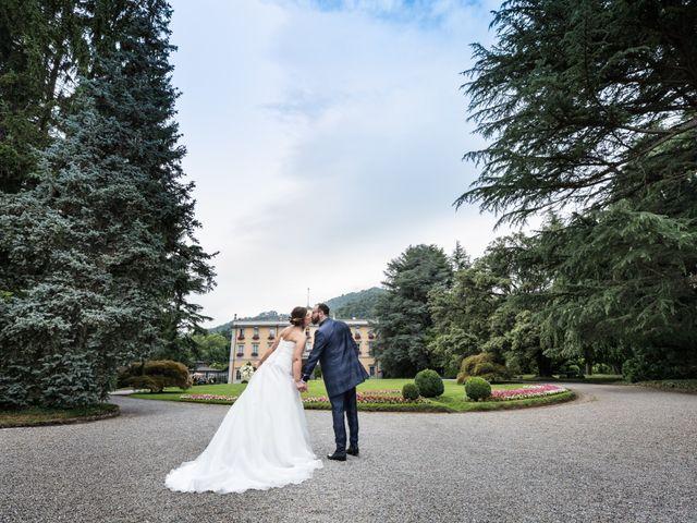 Il matrimonio di Antonio e Barbara a Carvico, Bergamo 67