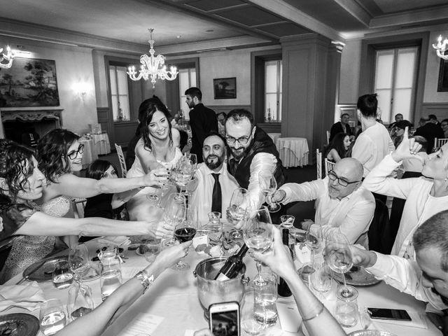 Il matrimonio di Antonio e Barbara a Carvico, Bergamo 68