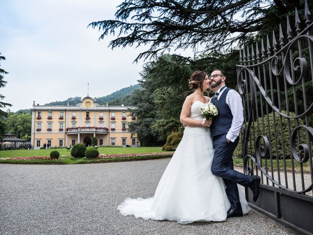 Il matrimonio di Antonio e Barbara a Carvico, Bergamo 70