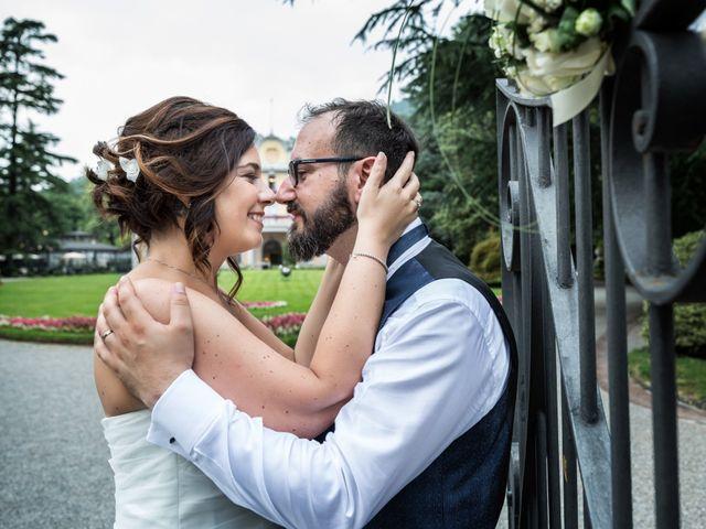 Il matrimonio di Antonio e Barbara a Carvico, Bergamo 72