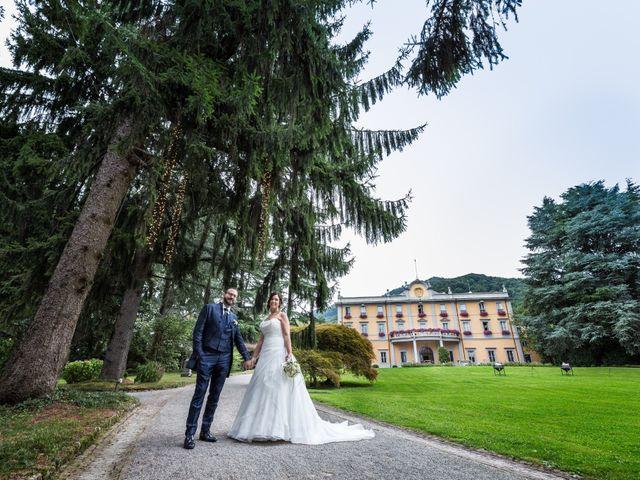 Il matrimonio di Antonio e Barbara a Carvico, Bergamo 76